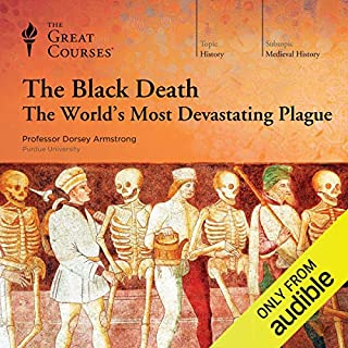 The Black Death: The World's Most Devastating Plague cover art