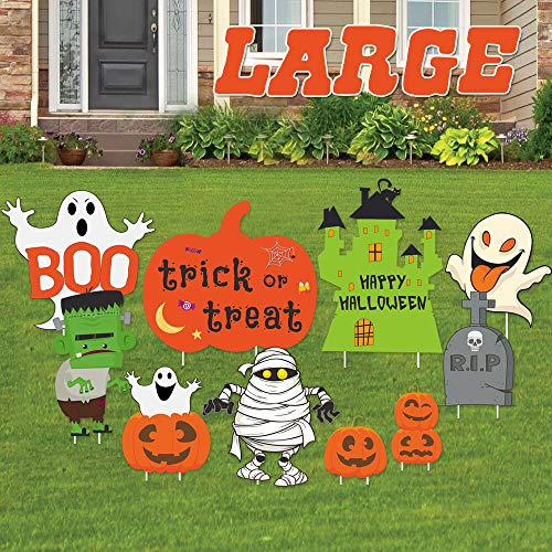 Best peanuts yard decorations halloween for 2020