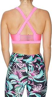 Rockwear Activewear Women's Aloha Li Cross Back Bra From size 4-18 Low Impact Bras For