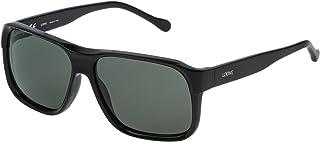Loewe - SLW964M580700 Gafas de sol, Shiny Black, 58 para Mujer