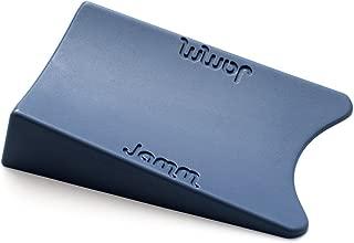 Top Rated Jamm Door Stopper. Patented Door Stop Design Holds Doors in Both Directions. Outperforms Other Door Stops and Decorative Door Wedges. Premium Non Rubber Hardware - Dusky Blue 1-Pk (Size 1)