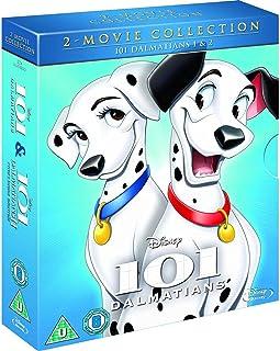101 Dalmatians / 101 Dalmatians II: Patch's London Adventure | Blu-ray | Arabic & English | Rare Rotana Edition