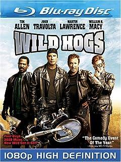 Wild Hogs [Reino Unido] [Blu-ray]