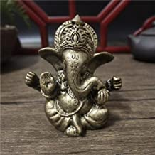 Decorative Collectibles Lord Ganesha Buddha Statues Resin Hindu God Sculptures Home Decoration