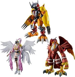 Bandai Shokugan Shodo Digimon Adventure 1 (Box of 6 Figures)