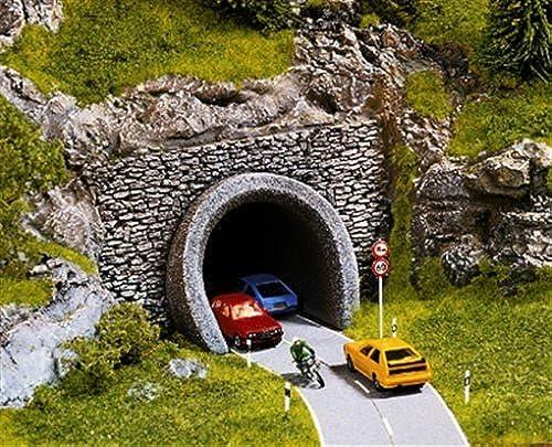 Noch 58290 rue Tunnel Entrance 14 x 11cm by Noch