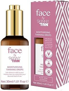Skinny Tan Face by Skinny Tan Illuminating Oil Drops, 30 ml