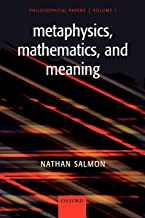 Metaphysics, Mathematics, and Meaning: Philosophical Papers (v. 1)