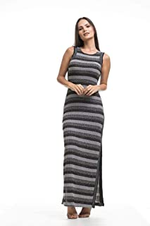 Vestido Clara Arruda Longo Tricot 50461
