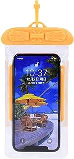 HLD Mobil vattentät väska Universal vattentät dammtät mobiltelefonväska undervattenspåse med hängande rep kan röra skärmfo...