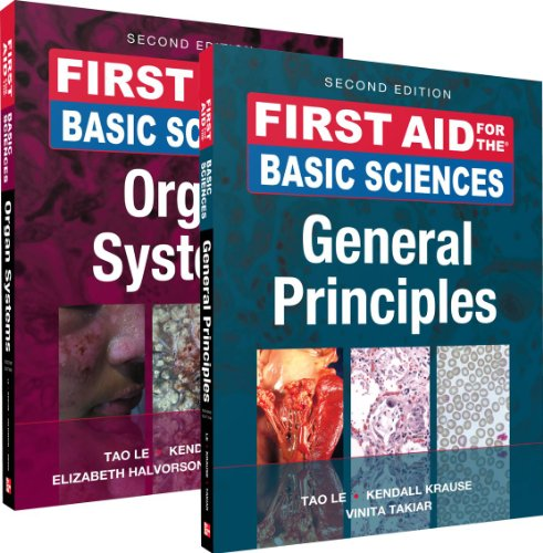 First Aid Basic Sciences 2/E (VALUE PACK)