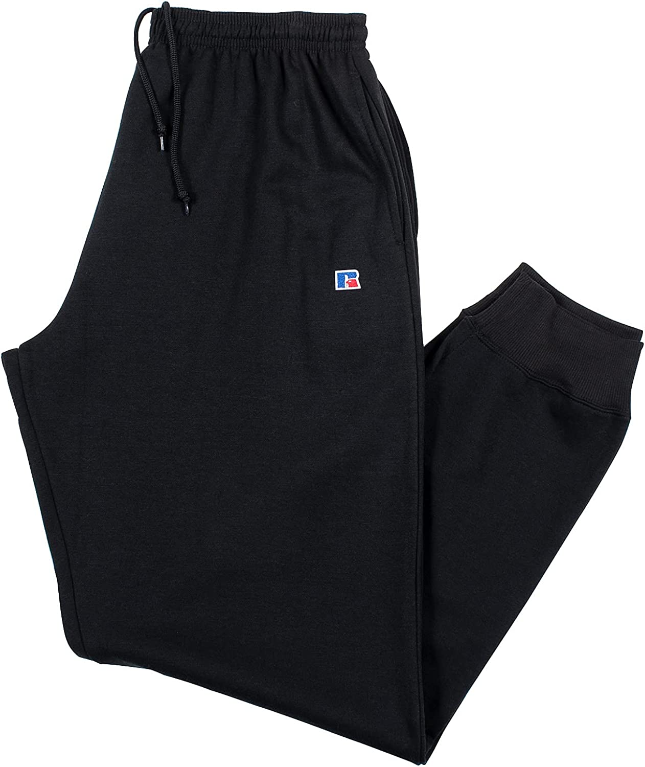 Russell Athletic Sweatpants for Men Big and Tall Fleece Joggers for Men