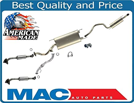 01-2010 PT Cruiser 2.4L Muffler Exhaust Pipe System Improved Made in USA