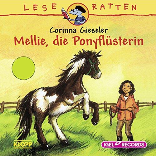 Mellie, die Ponyflüsterin Titelbild