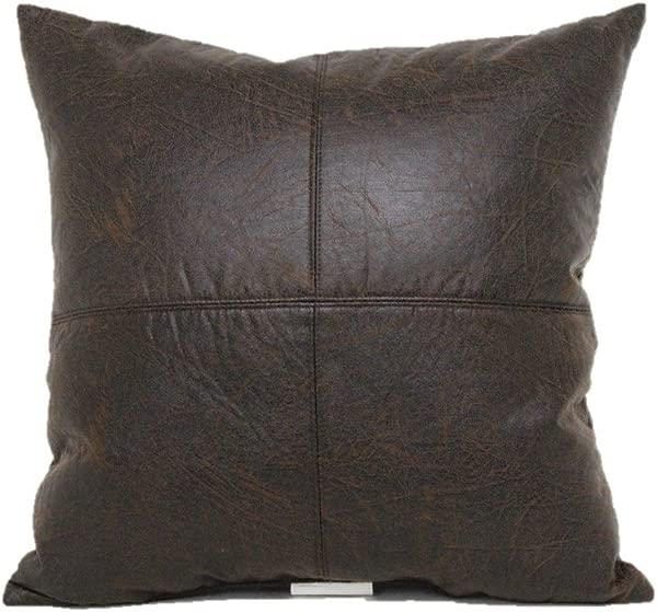 Brentwood Originals Nobuck Decorative Pillow