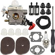 Panari C1M-S267A Carburetor with Adjustment Tool Kit for Stihl FS40 FS50 FS56 FS70 FC56 FC70 HT56 KN56 KM56 Trimmer