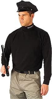 Mock Turtleneck/Security Shirt