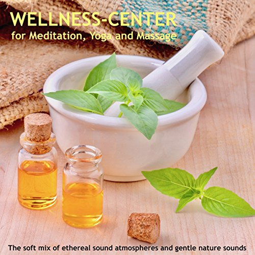 Wellness-Center for Meditation, Yoga and Massage audiobook cover art