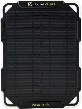 Goal Zero Nomad 5 Solar Panel, One Color