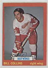 Bill Collins Ungraded COMC Good to VG-EX (Hockey Card) 1973-74 Topps - [Base] #158