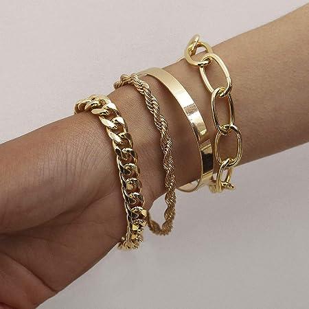 """Beads Bracelet Extender Chain Glass Bracelets Adjustable For Women 7/""""+2/"""" Fashion"""
