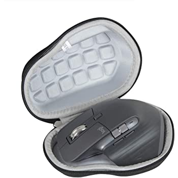 mengersty Portable Hard Travel Durable Storage Case for Logitech MX Master//Master 2S Wireless Mouse Storage Bag