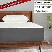Furny Orthopedic Mattress, Responsive Memory Gel Foam Mattress, Moisture Wicking - Odor Reducing Breathable SUNUZU Fabric, Sleep Cooler, Supportive & Pressure Relief,ISO CertiPURE