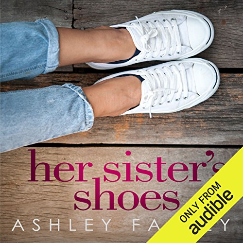 Her Sister's Shoes                   By:                                                                                                                                 Ashley Farley                               Narrated by:                                                                                                                                 Tanya Eby                      Length: 9 hrs and 54 mins     114 ratings     Overall 4.4