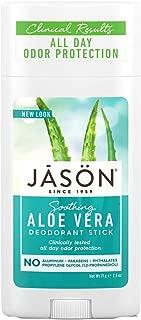 Jason Aloe Vera Stick Deodorant (Pack of 3)