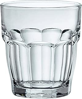 Bormioli Rocco Tumbler, Whisky 20 cl Rock Bar 6 Stück