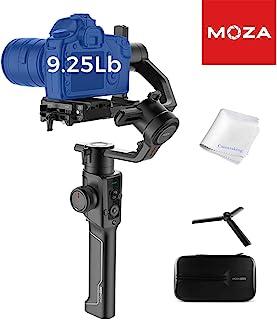 MOZA Air 2 Estabilizador de Gimble de Mano de 3 Ejes para cámaras DSLR sin Espejo y cámaras de Cine de Bolsillo 9lb (4.2kg)