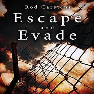 Escape and Evade audiobook cover art
