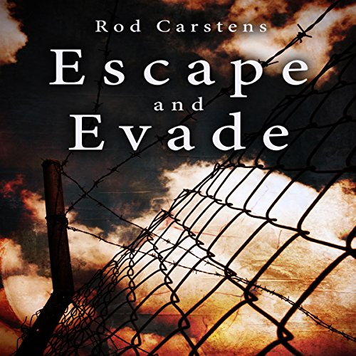 Escape and Evade audiobook cover art