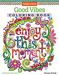 Calming Hobbies: Enjoy This Moment Coloring Book