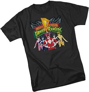 Rangers Unite - Mighty Morphin Power Rangers Youth T-Shirt