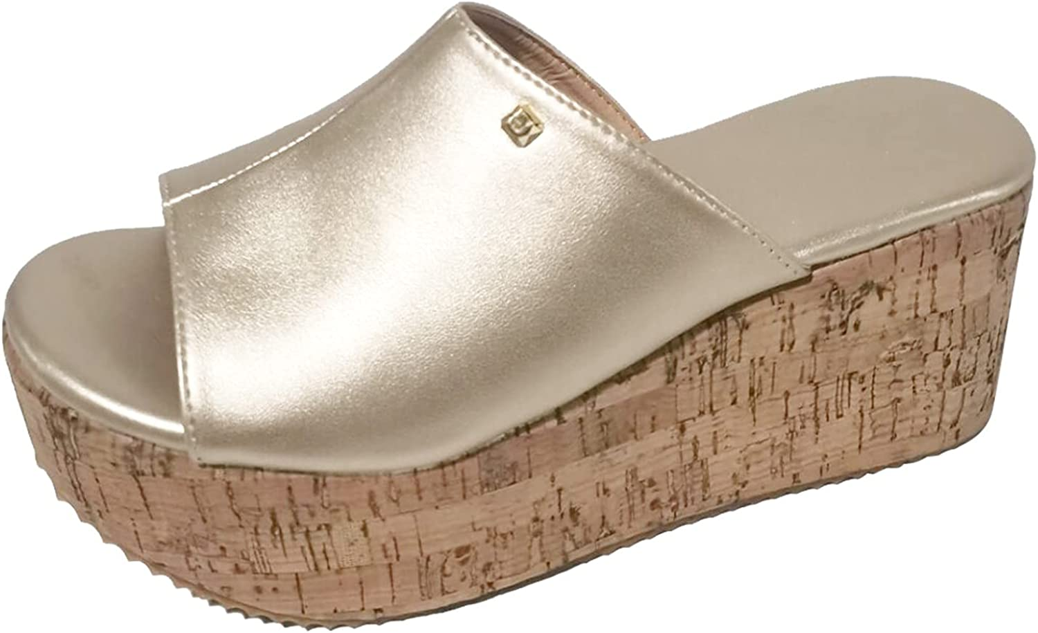 Womens Fashion Wedges Open Toe Butterfly-Knot Beach Shoes Roman