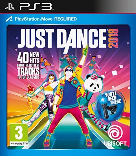 Just Dance 2018 (PS3) [Edizione: Regno Unito]