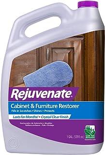 Rejuvenate Cabinet & Furniture Restorer Fills in...
