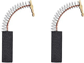 154740 Carbon Brushes Compatible Bosch Washing Machine Motor Laminated 00154740 Brush Replacement Part for Bosch Siemens W...