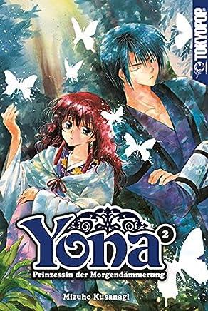 Yona Prinzessin der orgendäerung 02 Mizuho Kusanagi