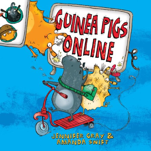 Guinea Pigs Online audiobook cover art