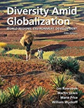 Diversity Amid Globalization: World Regions, Environment, Development Plus MasteringGeography with eText -- Access Card Package (5th Edition)