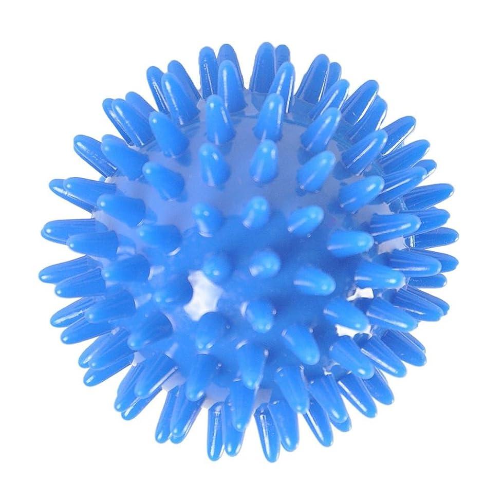 未知の連合事実上Kesoto マッサージボール シリコーン マッサージ ボール 手の運動 ストレス解消 2サイズ選べる - 8cm