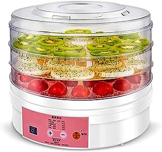 Deshydrateur Alimentaire Food Dehydrator Avec 3 Plateaux