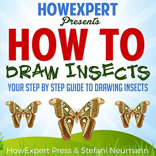 How To Draw Insects audiobook cover art