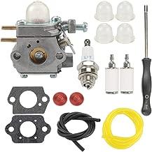 753-06190 Carburetor for Walbro # WT-973 Troy-bilt TB2040XP TB21EC TB22EC TB32EC TB42BC TB80EC Yard Man YM71SS MTD M2500 M2510