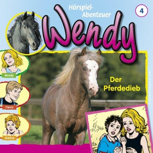 Der Pferdedieb Titelbild
