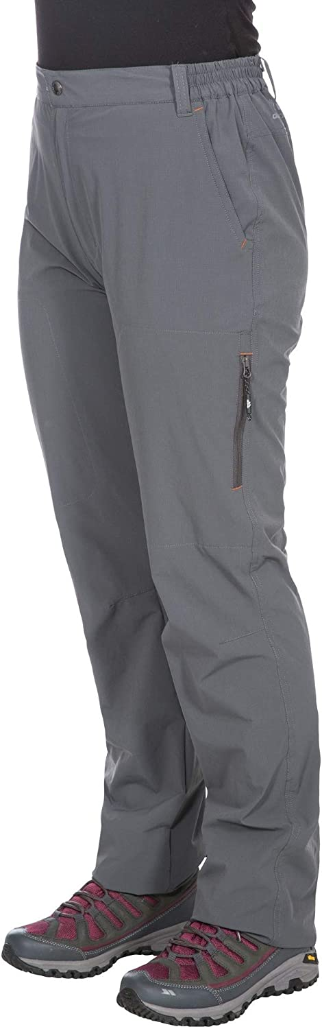 Trespass Womens Ladies Pasture Hiking Pants
