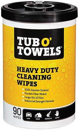 Tub O Towels Heavy-Duty 10