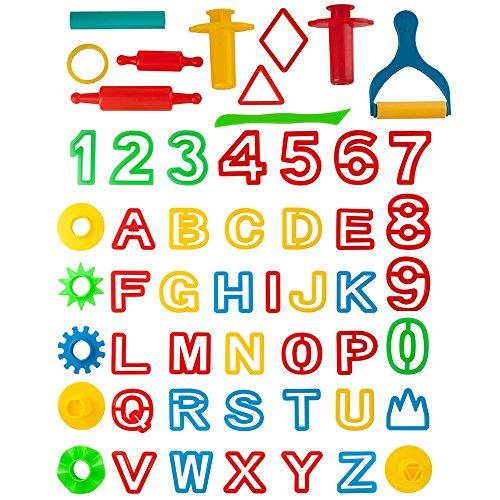 Best dough mats alphabet for 2020